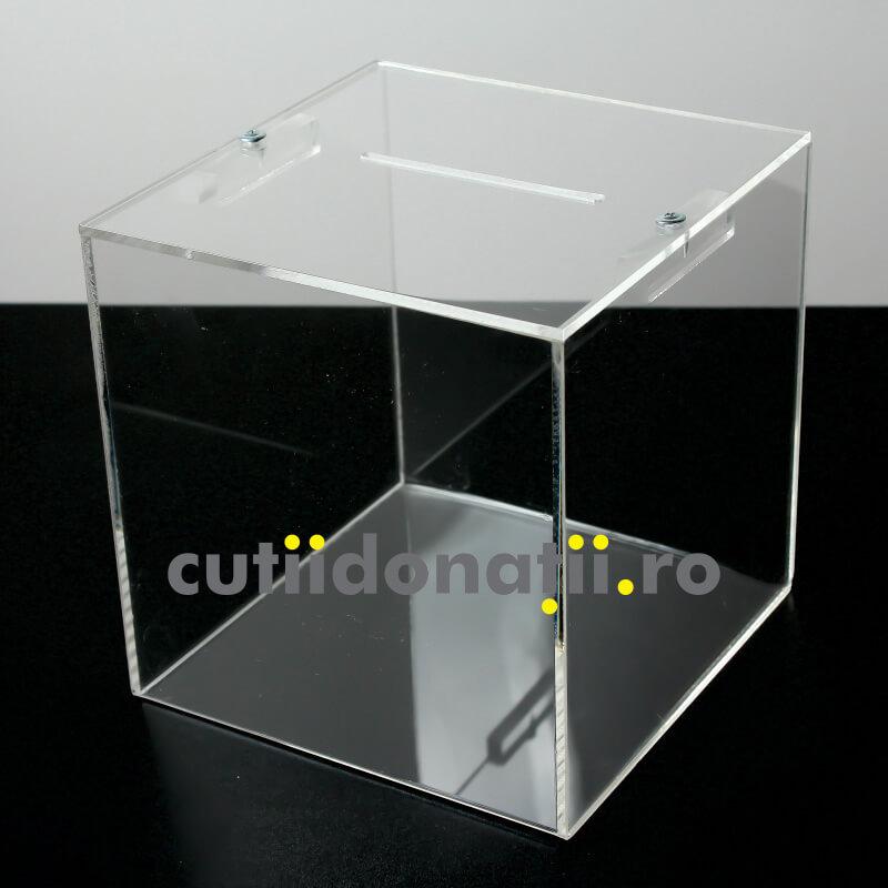 urne donatii cutiidonatii urneplexiglas